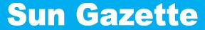 Sun Gazette Logo.