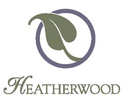 Heatherwood logo.