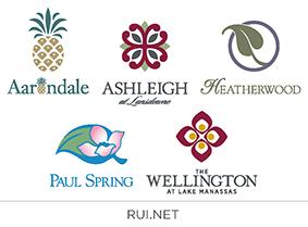 RUI NOVA Communities logo.