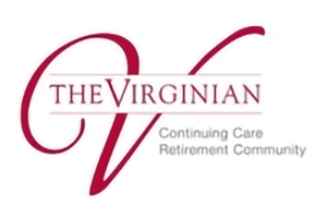 The Virginian logo.