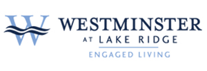 Westminster at Lake Ridge logo.