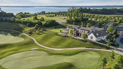 Potomac Shores Golf Course.
